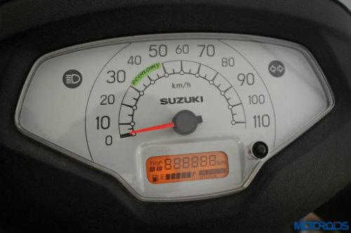 Soi xét Suzuki Access 125 mới, giá rẻ 18 triệu đồng - 8