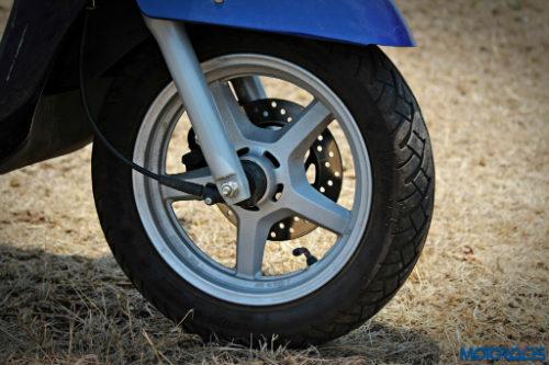 Soi xét Suzuki Access 125 mới, giá rẻ 18 triệu đồng - 13