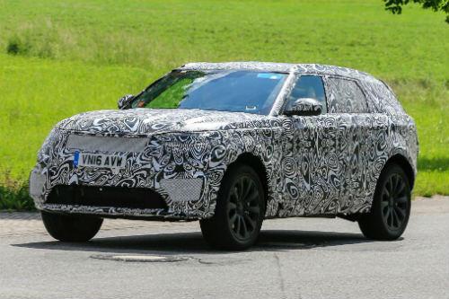 """Range Rover coupe 2018: """"Phát súng"""" tấn công BMW X6 - 3"""