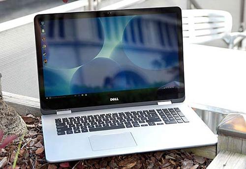 Dell Inspirion 17 7000: Thiết kế tuyệt vời, hiệu suất mạnh - 1
