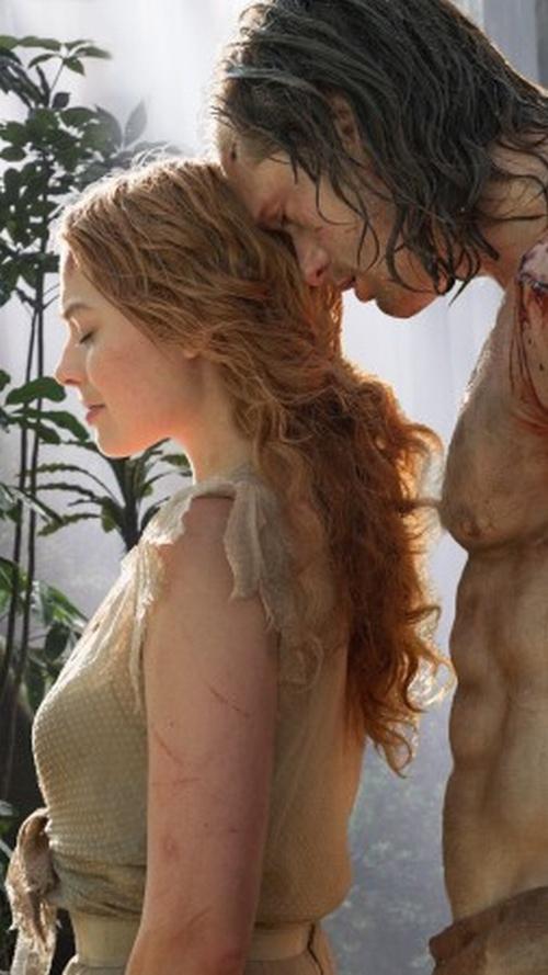 """Ngọc nữ Australia hấp dẫn """"chết người"""" trong Tarzan 2016 - 1"""
