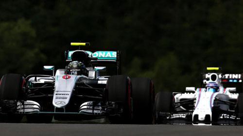 Chạy thử Austrian GP: Rosberg vào form - 1