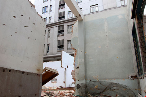 TP.HCM: Thêm một biệt thự cổ hơn 200 tỉ đồng bị đập bỏ - 12
