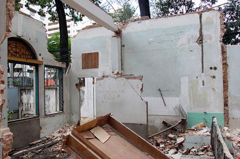 TP.HCM: Thêm một biệt thự cổ hơn 200 tỉ đồng bị đập bỏ - 3
