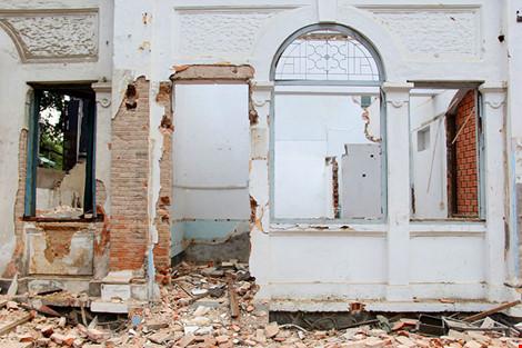 TP.HCM: Thêm một biệt thự cổ hơn 200 tỉ đồng bị đập bỏ - 4