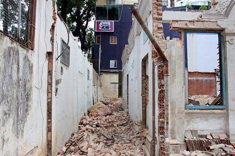 TP.HCM: Thêm một biệt thự cổ hơn 200 tỉ đồng bị đập bỏ - 6