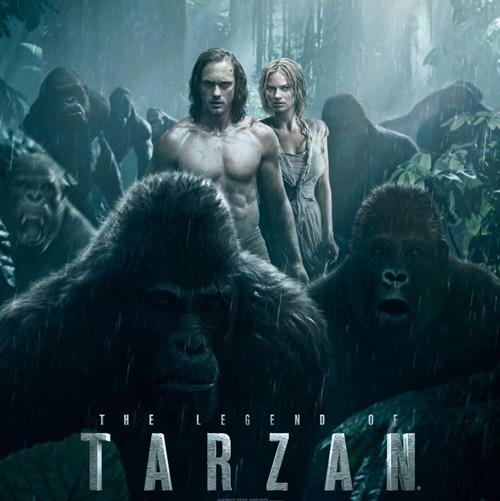 Một Tarzan hoàn toàn khác - 1