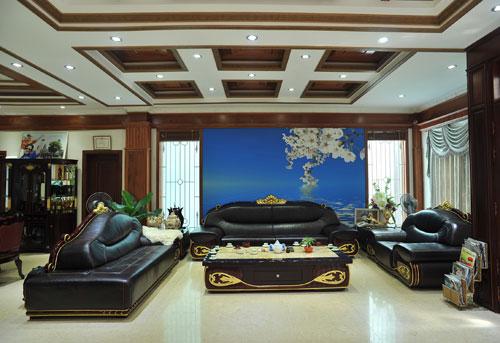 Choáng ngợp với dinh thự trăm tỷ của ca sĩ Trang Nhung - 2