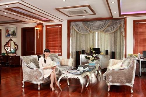 Choáng ngợp với dinh thự trăm tỷ của ca sĩ Trang Nhung - 4