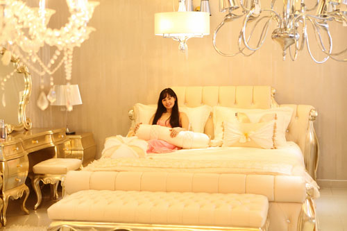 Choáng ngợp với dinh thự trăm tỷ của ca sĩ Trang Nhung - 10
