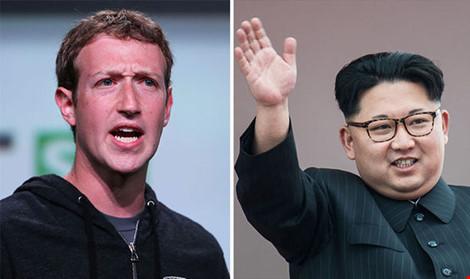 Làm việc tại Facebook như sống tại... Triều Tiên - 1