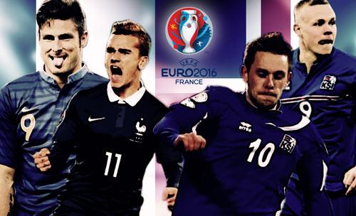 Người Pháp tự tin: Đá với Iceland cần gì tập đá penalty - 1