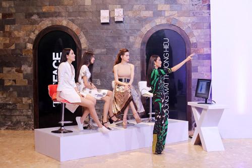 Hot: Phạm Hương thẳng tay loại thí sinh đội Lan Khuê - 8