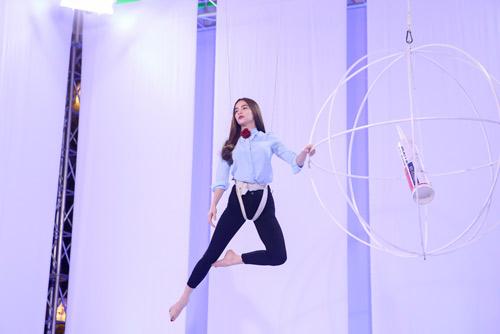 Hot: Phạm Hương thẳng tay loại thí sinh đội Lan Khuê - 5