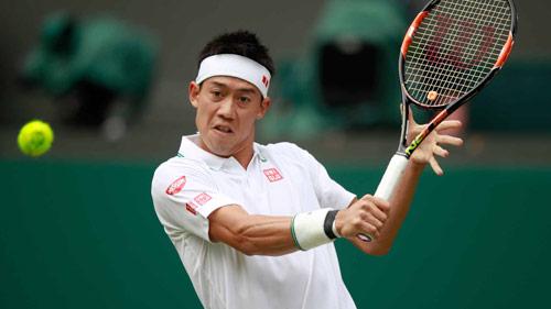 Nishikori - Kuznetsov: Vững vàng tiến bước (V3 Wimbledon) - 1