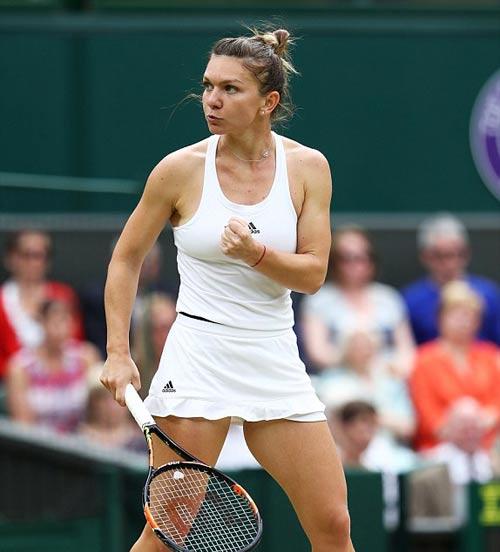 Wimbledon ngày 6: Cilic, Halep thẳng tiến - 1