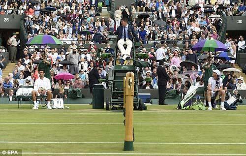 Wimbledon ngày 6: Cilic, Halep thẳng tiến - 5