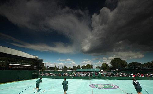Wimbledon ngày 6: Cilic, Halep thẳng tiến - 7