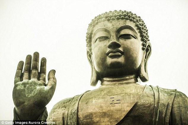 Hài cốt Phật Thích-ca Mâu-ni trong rương ngàn năm ở TQ? - 4