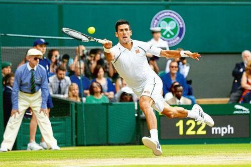 Djokovic - Querrey: Sốc của mọi cú sốc (V3 Wimbledon) - 1