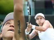 """Làm đẹp - Soi hình xăm cá tính của các """"bóng hồng"""" ở Wimbledon"""