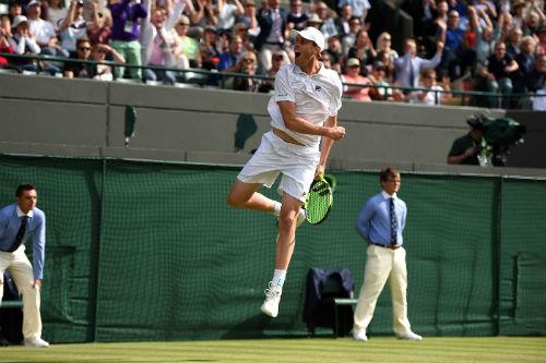 Djokovic - Querrey: Sốc của mọi cú sốc (V3 Wimbledon) - 2