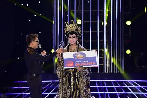 """Phan Ngọc Luân thắng 100 triệu của """"Gương mặt thân quen"""" - 2"""