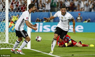 Trực tiếp Đức vs Ý - 7