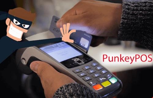 Đánh cắp tiền trên thẻ tín dụng bằng PunkeyPOS - 1