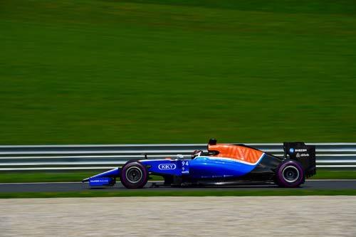 F1, phân hạng Austrian GP: Cơn mưa và rất nhiều biến cố - 1