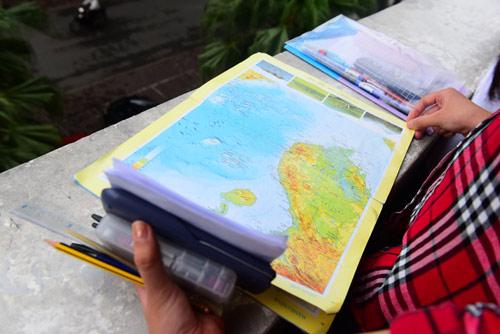 Thi THPT Quốc gia: Thí sinh hi vọng biển đảo lại vào đề Địa lý - 4