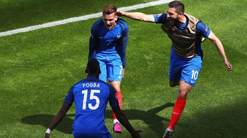 nhận định Pháp gặp Iceland - 2