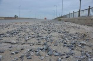 Bê tông cốt xốp ở cầu vượt đường sắt Hà Nội - 8