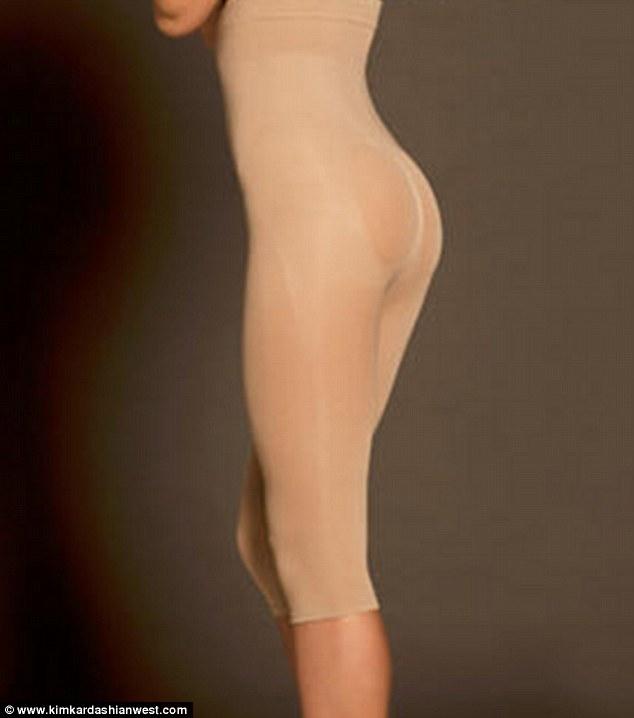 Kim Kardashian bị bóc mẽ chỉnh sửa ảnh, mặc quần độn - 6