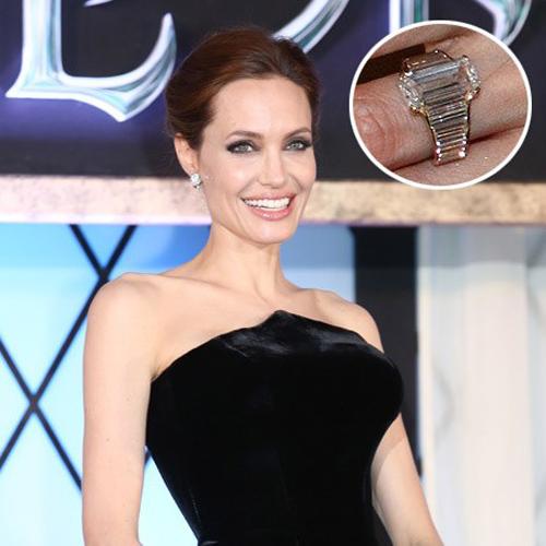 Những chiếc nhẫn cưới triệu đô của sao Hollywood - 9