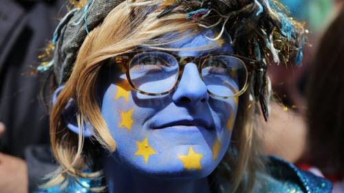 50.000 người rầm rộ biểu tình kêu gọi Anh ở lại EU - 10