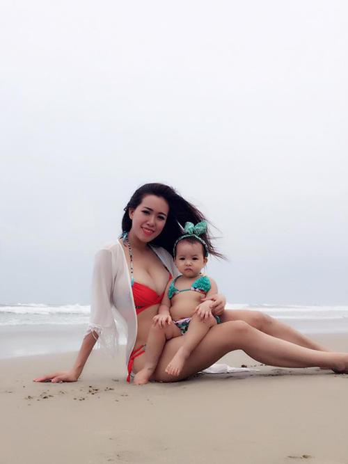 Huyền Baby, Elly Trần xinh đẹp hơn sau khi làm mẹ - 6