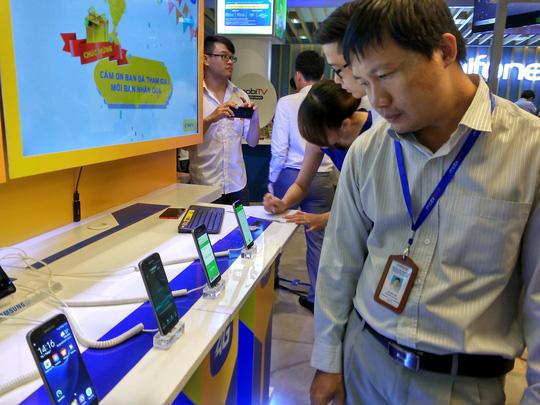 MobiFone thử nghiệm 4G, giá cước từ 120 ngàn đồng/gói - 1