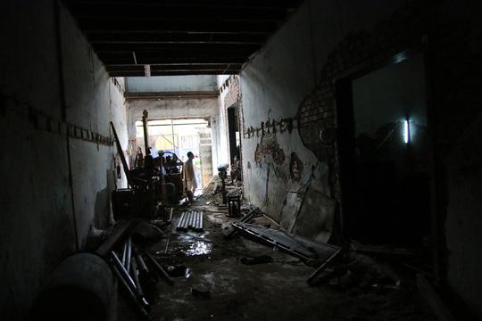 Khốn khổ sống trong dãy nhà cổ thời Pháp giữa lòng SG - 3
