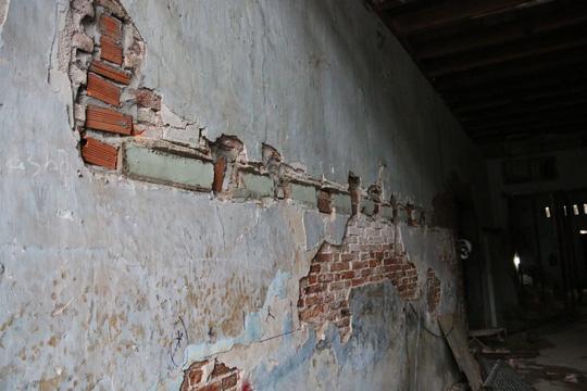 Khốn khổ sống trong dãy nhà cổ thời Pháp giữa lòng SG - 9