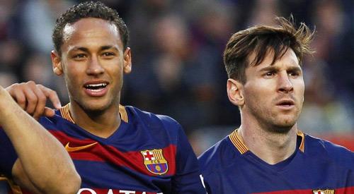 Ở lại Barca, Neymar vượt Messi về thu nhập - 1