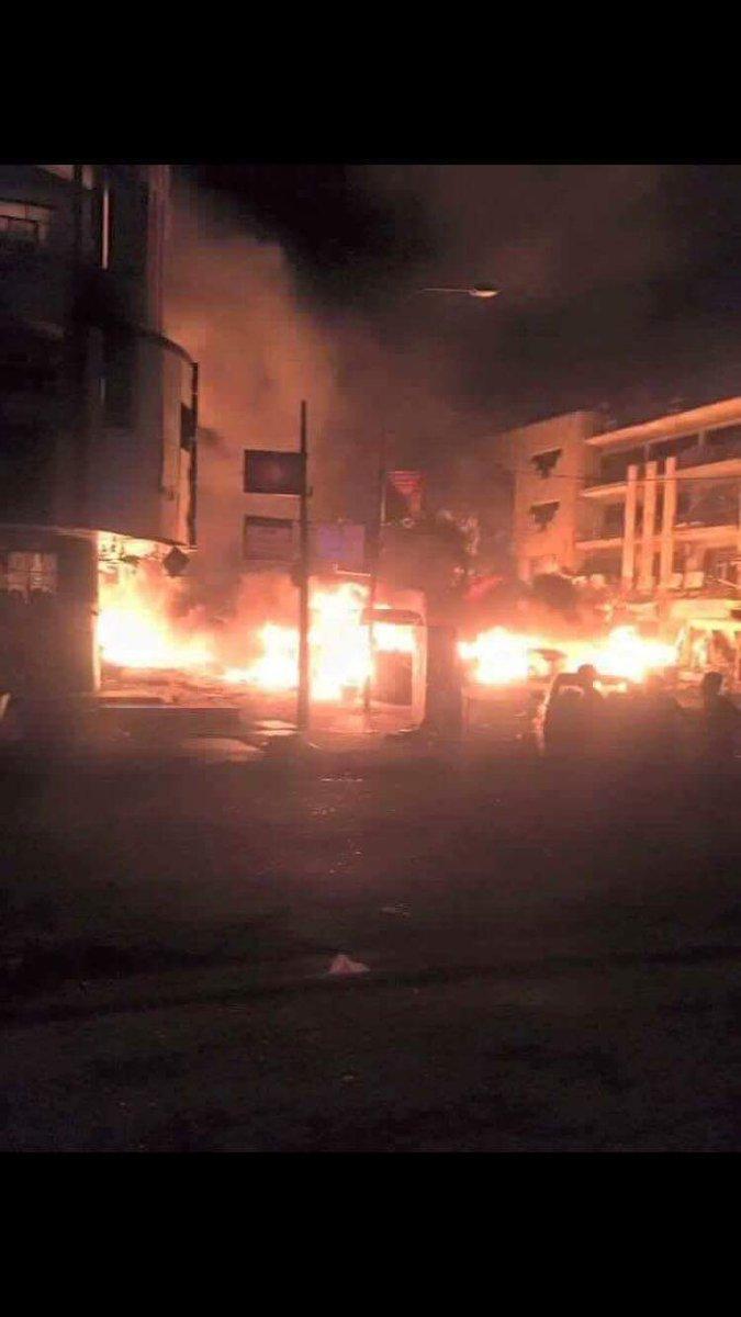 Nổ lớn tại thủ đô Baghdad - 2