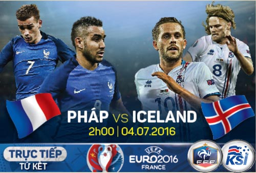 Chi tiết Pháp - Iceland: Những phút nhàn nhã (KT) - 18