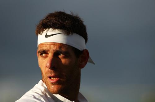 Pouille - Del Potro: Điểm dừng của cuộc hồi sinh (V3 Wimbledon) - 1