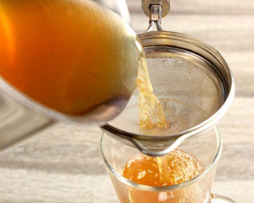 Cách chế nước trà xanh với chanh giúp giảm cân  nhanh - 9