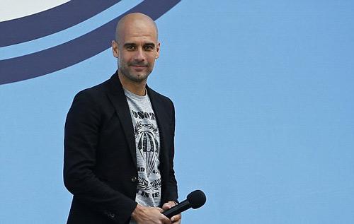 Pep ra mắt Man City: Hứa chơi đẹp, không mua Messi - 6