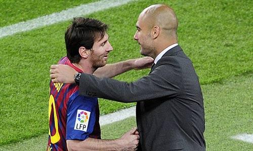 Pep ra mắt Man City: Hứa chơi đẹp, không mua Messi - 9
