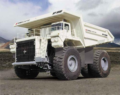"""Top 10 xe tải """"khủng"""" nhất hành tinh - 7"""