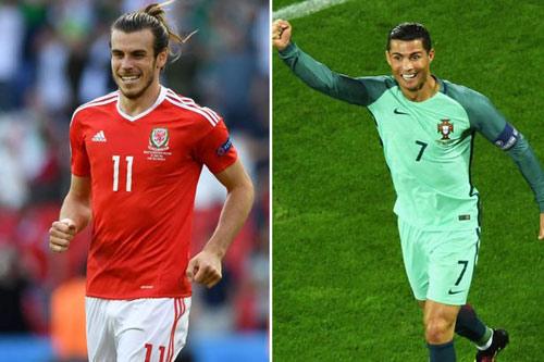 Ronaldo đấu Bale: Cuộc chiến vì Quả bóng vàng - 1