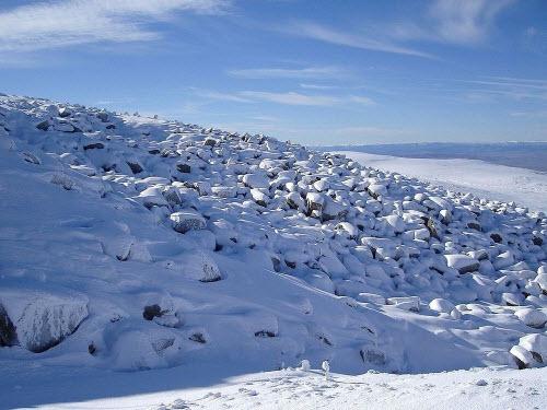 Khám phá dòng sông đá kỳ lạ ở Nga - 8